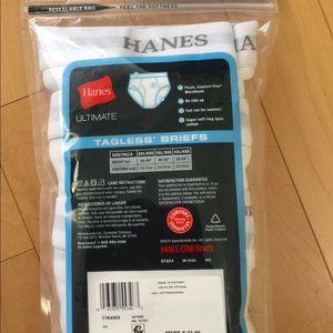 Hanes Underwear & Socks - Hanes 3 Briefs